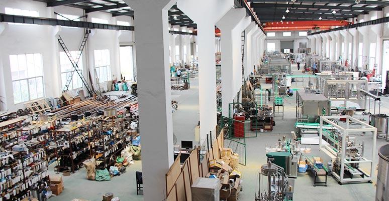 Zhangjiagang Wellpack Machinery