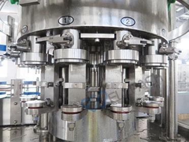 Beer Canning Machine